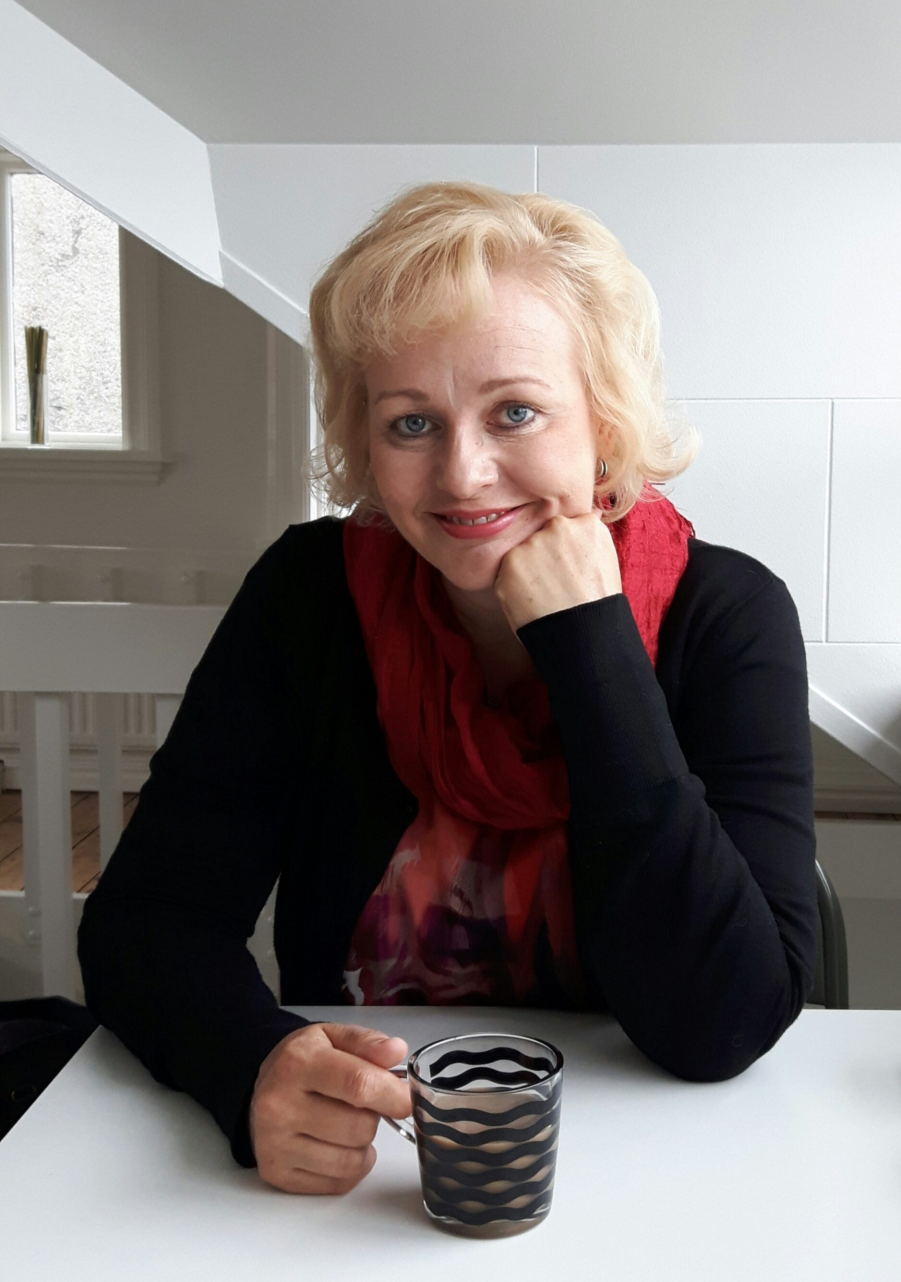 Eija Tuominen, Docent, Dr.Tech. : Chief engineer